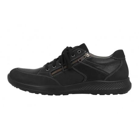 Liela izmēra ādas botas vīriešiem Jomos 322311