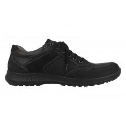 Мужские кожаные кроссовки больших размеров Jomos 322311