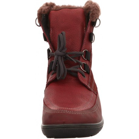 Winter ankle boots with genuine sheepskin Jomos 806501