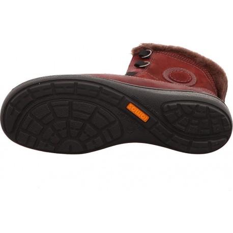 Зимние ботинки с натуральным мехом Jomos 806501