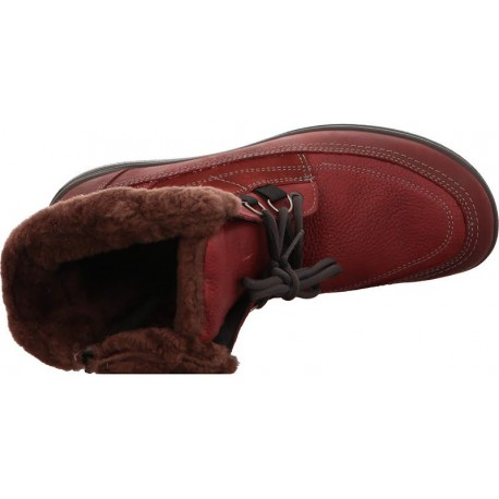 Vinterstøvletter med ekte saueskinn Jomos 806501