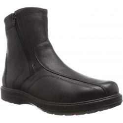 Store vinter herrestøvler med ekte saueskinn Jomos 459501