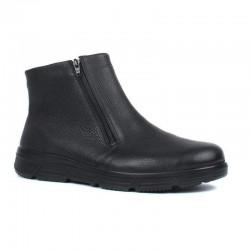 Store vinter herrestøvler med ekte saueskinn Jomos 461511