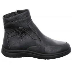 Store vinter herrestøvler med ekte saueskinn Jomos 464502