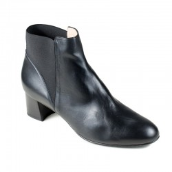Large size autumn ankle boots Brenda Zaro T3429
