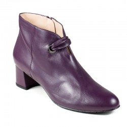 Large size autumn ankle boots Brenda Zaro F3511