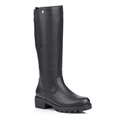 Winter boots with genuine sheepskin Remonte R5374-01