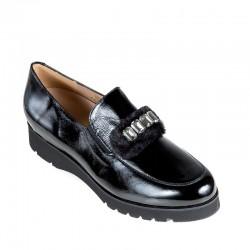 Store størrelser kvinners loafer sko PieSanto 185682