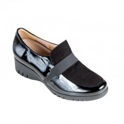 Store størrelser kvinners loafer sko PieSanto 195934