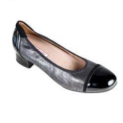 Wide fit women's shoes PieSanto 195533