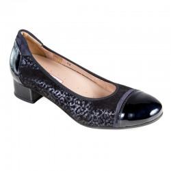 Platūs moteriški batai PieSanto 195533 marino