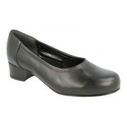 Brede kvinners sko DB Shoes 54082A 6E