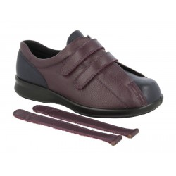 Casual shoe for very wide feet DB Shoes 70739N 6V