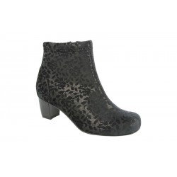 Wide Ankle Boots DB shoes 58078A 2V width