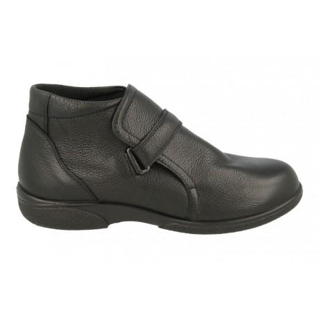 Ļoti plati puszābaki DB shoes 70740A 6V platums