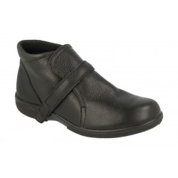 Brede støvletterr DB shoes 70740A 6V bredde