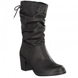 Store størrelser kvinners høstens støvletter Remonte R4672-01