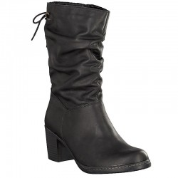 Женские демисезонные ботинки больших размеров Remonte R4672-01