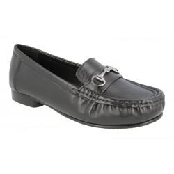 Brede kvinners mokasiner DB Shoes 70350A 6V