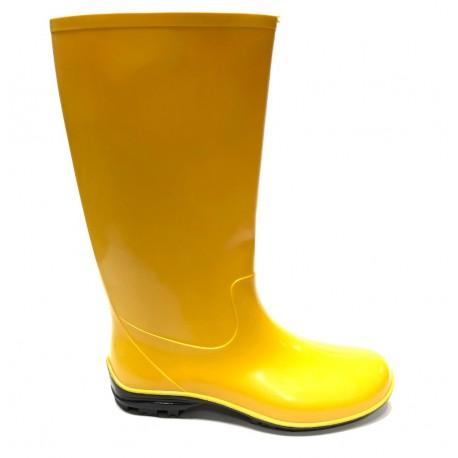 Moteriški guminiai batai 100P yellow