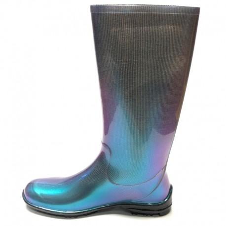 Women's rain boots 100P ultra