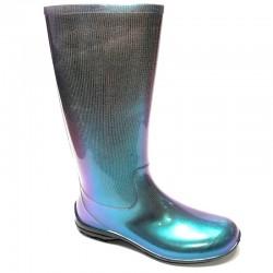 Kvinners gummistøvler 100P ultra