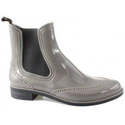 Lette gummistøvler 160P grå