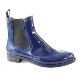 Lette gummistøvler 160P blå