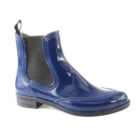 Moteriški guminiai batai CHELSEA 160P mėlyna