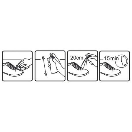 Protector PFC FREE- apavu impregnētājs 200 ml