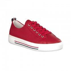 Sarkani sieviešu brīvā laika apavi D0900-33