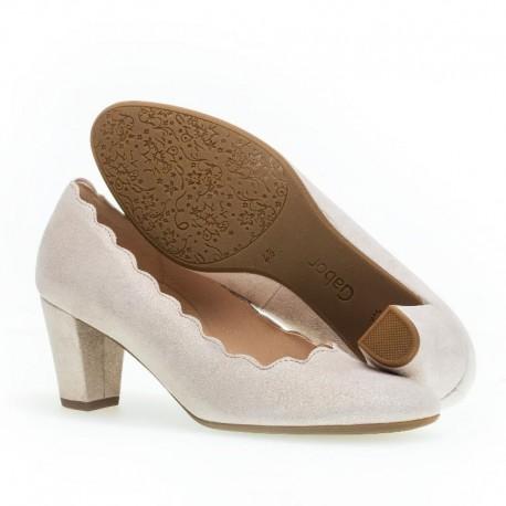 Light women's heels Gabor 42.151.14