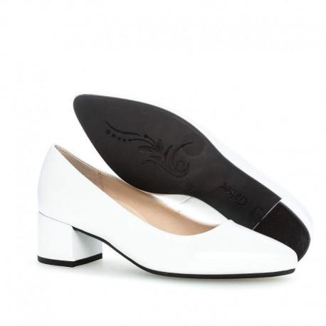 Baltas līgavu kāzu kurpes Gabor 42.140.50