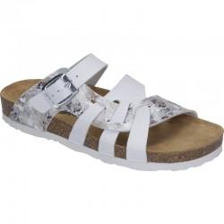 Womens Slide flip flops Brinkmann 701457