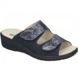 Womens Slide flip flops Brinkmann 701550