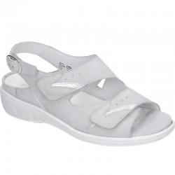 Brede kvinners sandaler Waldläufer 711112
