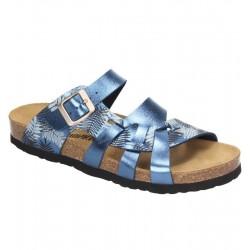 Womens Slide flip flops Brinkmann 701061