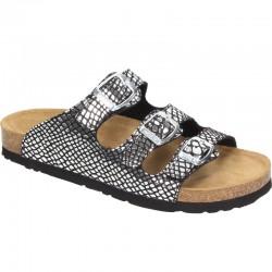 Womens Slide flip flops Brinkmann 701240