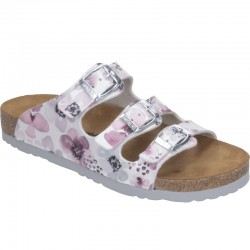 Womens Slide flip flops Brinkmann 701258