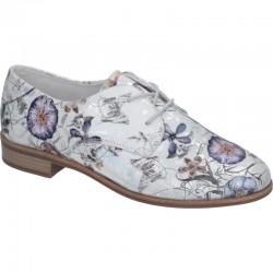 Lielas šņorējamas sieviešu kurpes – oksfordi Remonte D2801-90