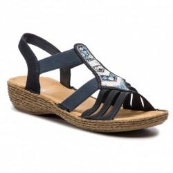 Womens sandals Rieker 65807-14
