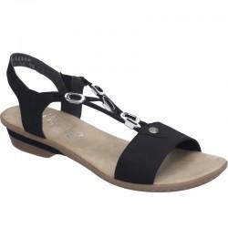 Womens sandals Rieker 63453-00
