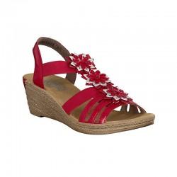 Womens sandals Rieker 62461-34
