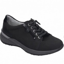 Casual shoe for wider feet Waldlaufer 951028-9