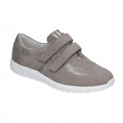 Casual shoe for wider feet Waldlaufer 942489-8
