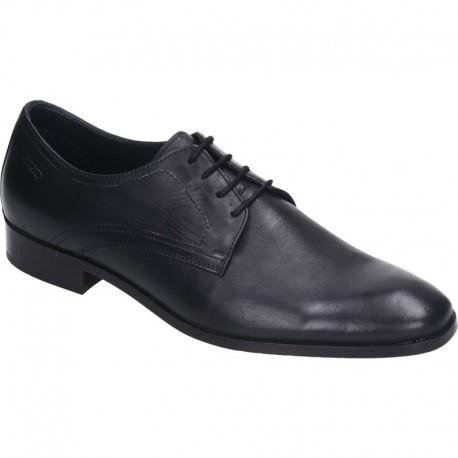 Melnas vīriešu kurpes Manitu 650530