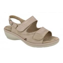 Ļoti platas sieviešu sandales 70472H 6V