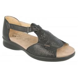 Ļoti platas sieviešu sandales 70574A 6V