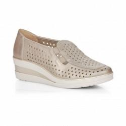 Sommer kvinners loafer sko Remonte R7205-91